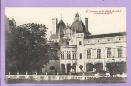 49 -  CHATEAU De BREZE (environs De Saumur) - Saumur