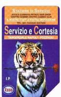 TELECOM ITALIA  -  OMAGGIO PRIVATE - CAT. C.&C. 3365 - ESSO TIGRE   2.000 - USATA - Italia