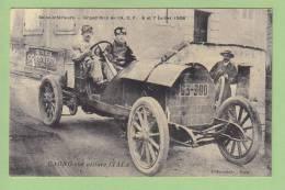CAGNO Sur Voiture ITALA, Grand Prix De L'A C F 1908. 2 Scans. Edition L'Hirondelle - Motorsport
