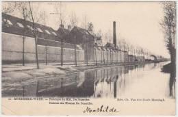 17389g FABRIEK - Heeren De Staercke - Moerbeke-Waes - 1903 - Moerbeke-Waas