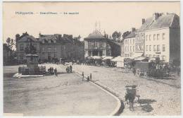 17401g MARCHE - Grand'Place -  Philippeville - Philippeville