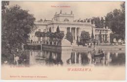 17462g VARSOVIE - Lazienkach - Poland