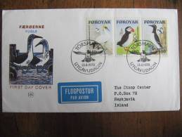 5-704  Macareux Moine Puffin Lunde Clown Des Mer Pingoin Alca Torda Fou De Bassan Arctic Bird  Oiseau Arctique No Taaf - Pinguini