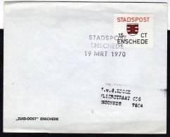 City Post Stadspost 1970 ENSCHEDE (Ned H) - Nederland