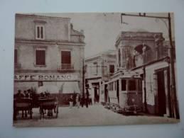 """Cartolina  Ristampa """"NOCERA INFERIORE - Piazza S. Francesco"""" Di Mauro, Cava - Italie"""