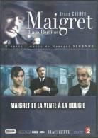 DVD MAIGRET MAIGRET ET LA VENTE A LA BOUGIE - TV-Reeksen En Programma's