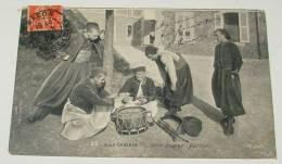 A La Caserne - Une Bonne Partie  :::::: Animation - Militaires - Soldats - Jeux - Cartes - Kasernen