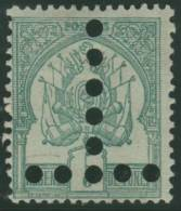 TUNEZ 1888/97 - Yvert #3 (Taxas) - MLH * - Tunisia (1956-...)