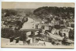 // 50 - SaintLo : Panorama Vers Le Pont Et La Vire - Saint Lo