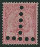 TUNEZ 1888/98 - Yvert #18 (Taxas) - MLH * - Tunisia (1956-...)