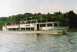 02059 - Motorschiff BALDENEY  Auf Dem Beldeneysee - Autres