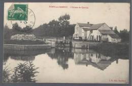 59 - Nord - Pont Sur Sambre - L'Ecluse De Quarrtes - France