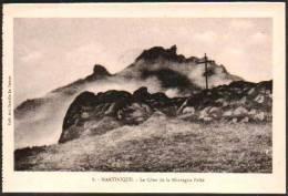 Martinique - Le Cone De La Montagne Pelee - Martinique