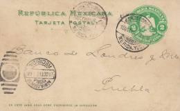 Mexico Postal Stationery  B-1273 - Mexico