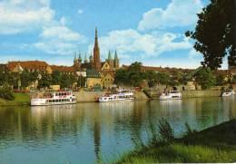 02088 - Motorschiff ALTE LIEBE Bei Würzburg Auf Dem Main - Schiffe