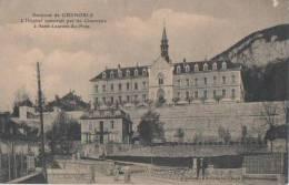 SAINT LAURENT DU PONT ( Hopital Construit Par Les Chartreux ) - Saint-Laurent-du-Pont