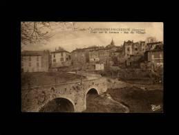 12 - LAPANOUSE-DE-CERNON - Pont Sur Le Cernon - Bas Du Village - 2359 - Autres Communes