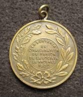 M01248 Tir Schot Schuss, Inauguration Fanion Soc. Progrès 1930, Willem Tell Guillaume Tell (8 G.) - Belgium