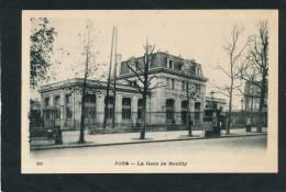 PARIS - Gare De Reuilly - Métro Parisien, Gares