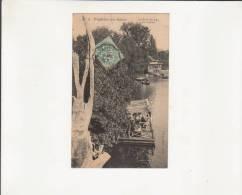 95 - ENGHIEN LES BAINS - LE BORD DU LAC AU CASINO - - Enghien Les Bains