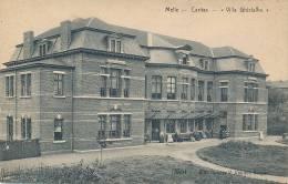 MELLE * DE GRAEVE 18804 * VILLA GHISLAINE    2 SCANS - Melle