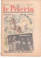 REVUE LE PELERIN-N° 3231-26 FEVRIER 1939-20 PAGES- - Livres, BD, Revues
