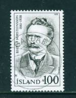 ICELAND - 1979 Famous Icelanders 100k Used (stock Scan) - Used Stamps