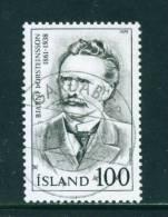 ICELAND - 1979 Famous Icelanders 100k Used (stock Scan) - Gebruikt