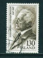ICELAND - 1979 Famous Icelanders 130k Used (stock Scan) - Used Stamps