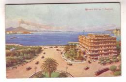27SC28) NAPOLI - GRAND HOTEL - FORMATO PICCOLO - Napoli (Naples)