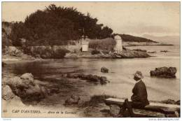 06-ANTIBES- Anse De La Garoupe - Non Classés