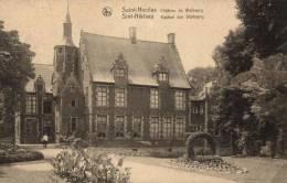 BELGIQUE - FLANDRE ORIENTALE - SINT-NIKLAAS - SAINT-NICOLAS - Kasteel Van Walbourg - Château De Walbourg. - Sint-Niklaas