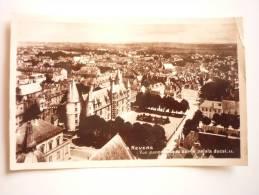 Nevers ( 58 ) Vue Panoramique Sur Le Palais Ducal - Nevers