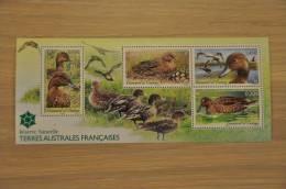 M1 - 77 ++ TAAF 2013 VOGELS BIRDS EEND DUCKS POSTFRIS MNH ** - Terres Australes Et Antarctiques Françaises (TAAF)