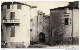 06-ANTIBES-La Porte De L´Orme - Non Classés