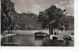Locarno E Pizzo Vogorno 1950 - TI Ticino
