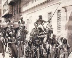 "Ägypten 1900?, Native Wedding ""Waiting For The Brigde - LL, Sehr Gute Erhaltung - Ägypten"
