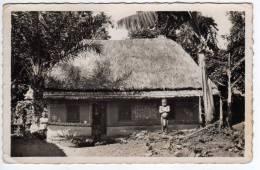 Cameroun - Foumbam - Habitation Bamoum - Cameroun