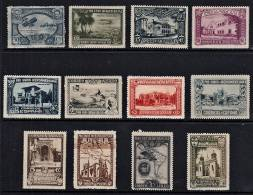 J0047 SPAIN 1930 Pro Union Collection,  Mounted Mint - Unused Stamps