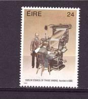1986 IRELAND  Union   Michel Cat N° 605  Absolutely Perfect MNH ** - Ireland