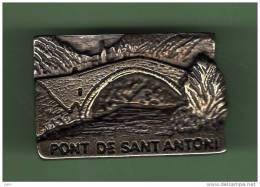 PONT DE SANT ANTONI *** (110-1) - Steden