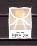1980 IRELAND  Modern Art P. Scott Michel Cat N° 429  Absolutely Perfect MNH ** - Ireland