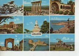 LEBANON MULTIVISTA LIBANO    OHL - Libanon