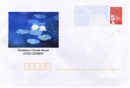 PAP - Prêt à Poster Local - Neuf - Luquet La Poste - Giverny - Fondation Claude Monet - PAP: Privé-bijwerking
