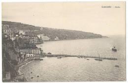 SORRENTO Porto Panorama C. 1908 - Napoli (Nepel)