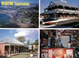 (222) Australia - TAS - Burnie (with Stadium) - Australie