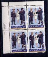 CANADA 1985, # 1075, ROYAL CANADIAN NAVY   MNH - Blocs-feuillets