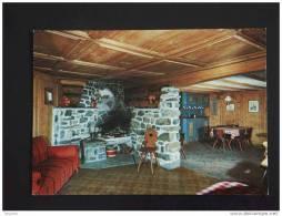 Gasthaus Tschuggen Und Alpwirtschaft Am Flüelapass 2000 M Nähe Pischabahn Bes. Fam. Hs. Fopp Suisse - Hotel's & Restaurants