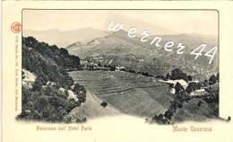 Monte Generoso V. 1906  Hotel Pasta -- Siehe Foto !!  (32160) - Non Classificati