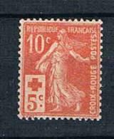 FRANCE Type SEMEUSE CAMEE  N° 147a** - 1906-38 Semeuse Camée